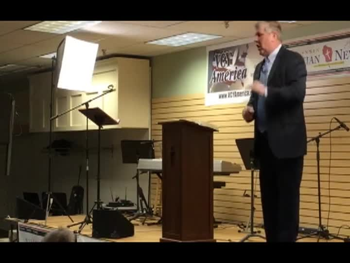THE COURAGEOUS PASTOR