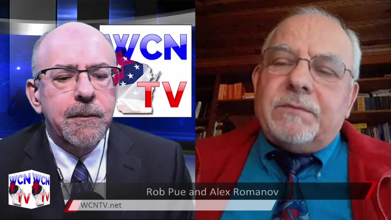 WCN-TV LIVE   March 24th, 2021   Rob Pue and Alex Romanov